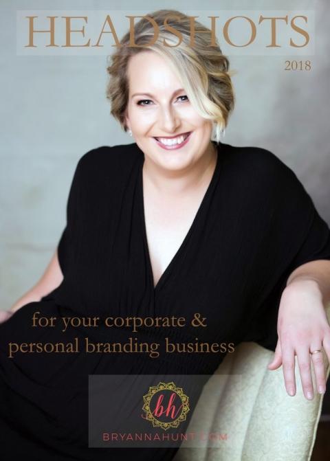 Fairbanks Alaska Headshot Personal Branding Photographer, Bryanna Hunt