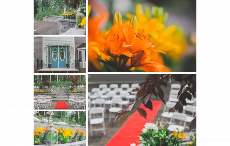An Intimate Garden Wedding in Fairbanks, Alaska with Bryanna Hunt Photography